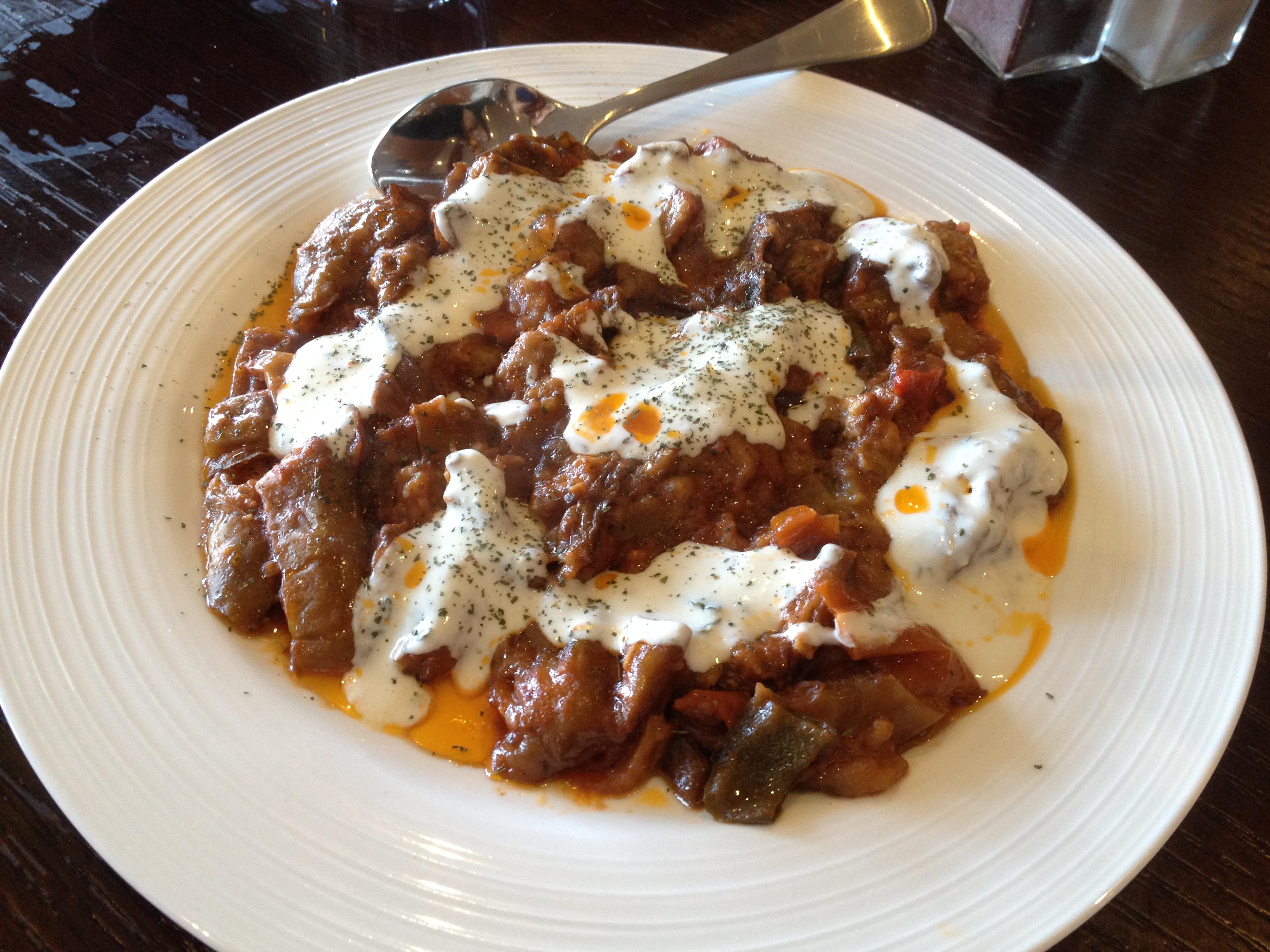 Afghan salang restaurant dammit janet i love food for Afghanistan cuisine food