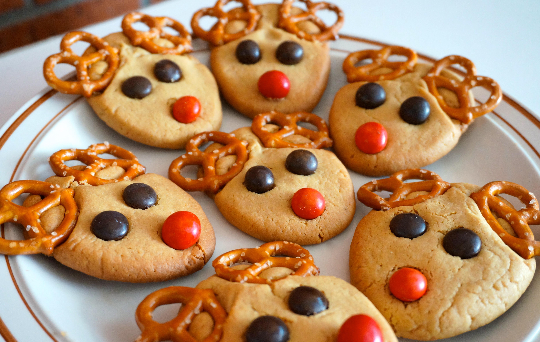 Reindeer Cookies Dammit Janet I Love Food