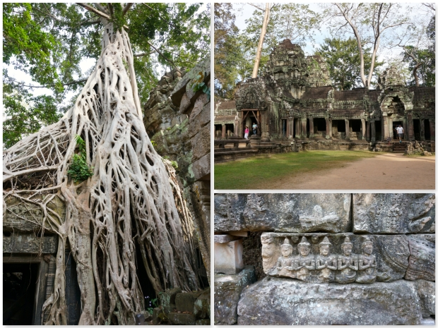 Ta Prohm Remple